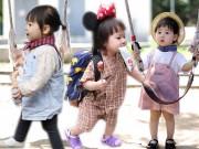 Thời trang - Bé gái Việt 3 tuổi có phong cách thời trang ai nhìn cũng phải khen tấm tắc