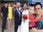Làng sao - 3 sao Việt gây xôn xao khi lấy vợ trẻ, chênh nhau ngoài 20 tuổi