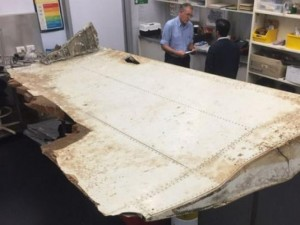 Phát hiện đột phá về máy bay mất tích MH370