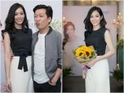 Làng sao - Vắng Nhã Phương, Trường Giang tình tứ, ôm eo Mai Thanh Hà