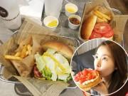 Làng sao - Thực đơn ăn uống khi bầu bí của Lâm Tâm Như khiến fan bất ngờ