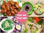 Bếp Eva - Bữa cơm thanh mát cho ngày nóng