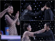 """Vietnam Idol: Thu Minh hôn nam thí sinh vì bản """"quốc ca dành cho ca sĩ"""""""