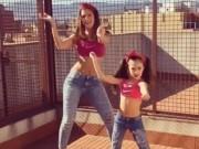 Clip Eva - Video: Mẹ và bé nhảy đẹp như dancer chuyên nghiệp