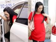 Làng sao - Trịnh Kim Chi lái xế hộp 5 tỷ chồng tặng đi làm giám khảo