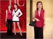 Làng sao - Hoa hậu Thu Hoài đẹp sang trọng,
