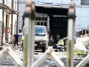 Ngày mới - Kho hóa chất ở huyện Hóc Môn bốc cháy dữ dội