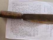 Tin tức - Mẹ chồng cầm dao chém con dâu 15 nhát liên tiếp