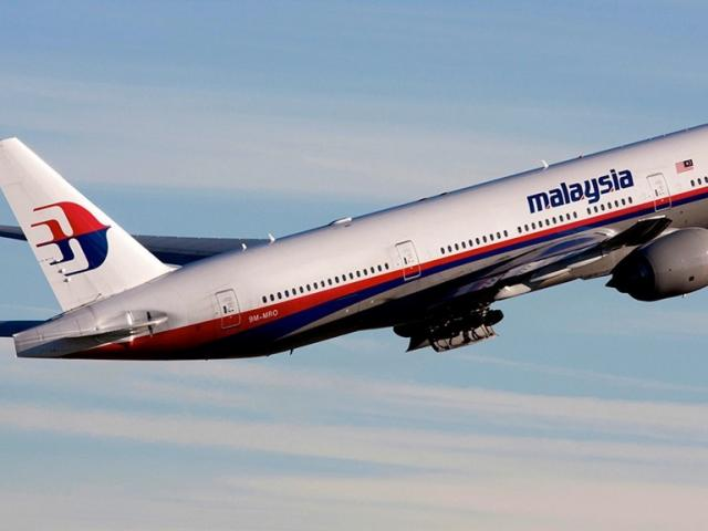 Bằng chứng MH370 thực hiện  & quot;cú lao tử thần & quot; xuống biển