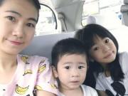 Làm mẹ - Được người khác xin chụp ảnh cùng, con gái MC Thanh Thảo Hugo nói câu gây bất ngờ