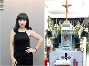 Làng sao - Cát Phượng tiết lộ lý do gia đình chậm thông báo tin Minh Thuận qua đời