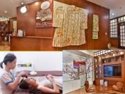 Làm đẹp mỗi ngày - Nét quyến rũ của spa Nhật Bản nổi tiếng Hà thành