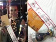 Lại Thanh Hương thắng thế, lọt Top 12 Người đẹp mới tại Miss All Nations