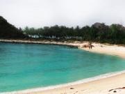 Du lịch - 'Rụng rời' trước vẻ đẹp hoang sơ của bộ đôi bãi biển: Bãi Ôm – Bãi Rạng