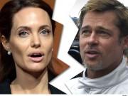 Làng sao - Hot: Angelina Jolie ly hôn Brad Pitt vì không chịu nổi cách