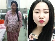 """Sau sinh, 9x tăng 32kg vẫn được chồng khen nức nở """"em là đẹp nhất"""""""