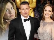"""Brangelina """"đứt gánh"""", chẳng hiểu sao Jennifer Aniston lại bị gọi tên?"""