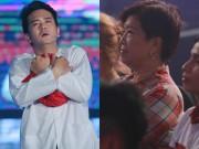 Làng sao - Người nghệ sĩ đa tài: Mẹ Hùng Thuận bật khóc khi xem con trai diễn lại