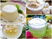 Bếp Eva - Chảy nước miếng với 4 món chè thanh mát