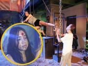 Làng sao - Kỷ niệm đạp vào ngực Minh Thuận trong bộ phim cuối cùng khiến Elly Trần lo sợ