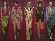 Thời trang - Giới thời trang cuồng say với BST mới của Gucci