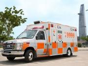 """Tin tức - TPHCM: Dịch vụ cấp cứu """"kiểu Mỹ"""" 2 triệu một lần gọi hút giới trung lưu"""