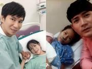 Bà bầu - Vợ sinh liền 4 con, 3 sao nam Việt vẫn hết mực yêu chiều