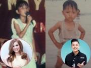 Làng sao - Loạt ảnh ngày bé xinh xắn của 2 ứng cử viên Quán quân Vietnam Idol