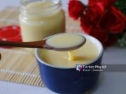 Bếp Eva - Ngay tại nhà bạn cũng có thể tự làm sữa đặc