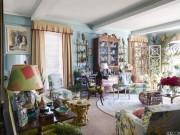 Lột xác căn hộ đi thuê thành tuyệt tác kiến trúc cổ điển