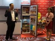 Eva sành - Tủ lạnh cho người phụ nữ hiện đại