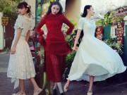 & quot;Đánh thức & quot; mùa thu với những mẫu váy không thể ngọt ngào hơn