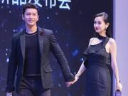 Làng sao - Úp mở chuyện vợ có bầu, Huỳnh Hiểu Minh sợ