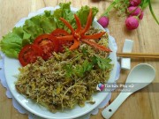 Bếp Eva - Vịt xào dừa lạ miệng mà ngon