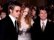 """Xem & Đọc - Tom Cruise và Brad Pitt: 2 gã """"ma cà rồng"""" đào hoa bậc nhất Hollywood"""