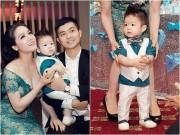Làng sao - Nhật Kim Anh tổ chức tiệc thôi nôi hoành tráng cho con trai đầu lòng