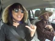 Clip Eva - Mai Ngô tung clip siêu nhắng nhít trên xe