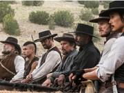 Bảy tay súng huyền thoại - Sức hấp dẫn từ những gã trai đẹp hạng A