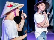 Làng sao - Sơn Tùng M-TP đội nón lá tiết lộ ước mơ làm đạo diễn phim