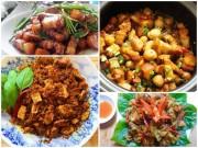Bếp Eva - 4 món thịt heo ngon không thể bỏ qua