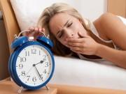 Sức khỏe - Trị chứng mất ngủ