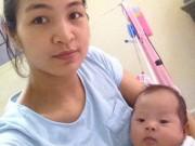 Bà bầu - Vô sinh 5 năm, mẹ 8x sợ hãi khi biết tin có bầu