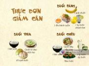 Bếp Eva - Thực đơn giảm cân trong 1 tuần: Ngày 2 - Hạn chế tinh bột