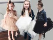 Thời trang - Ông bố đồng tính nổi tiếng khắp thế giới vì tài chọn váy áo cho con gái đẹp quá mức