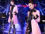 Thời trang - Thời trang sao Việt xấu tuần qua: Thanh Hằng mất điểm vì quần ren rối mắt