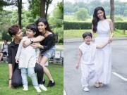 Làng sao - Con trai Tim – Trương Quỳnh Anh đáng yêu như hot boy Hàn