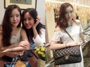 Thời trang - Tủ đồ hàng hiệu không thua kém bất cứ ai của em gái Mai Phương Thuý