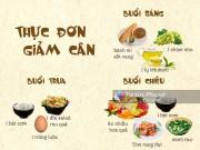 Bếp Eva - Thực đơn giảm cân trong 1 tuần: Ngày 3 - Bổ sung protein