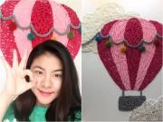 Làng sao - Vân Trang mũm mĩm, khoe quà cho con gái sắp chào đời