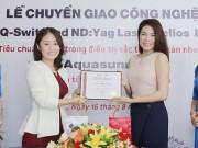 Làm đẹp mỗi ngày - Phương pháp trị nám an toàn bậc nhất đã xuất hiện tại Việt Nam